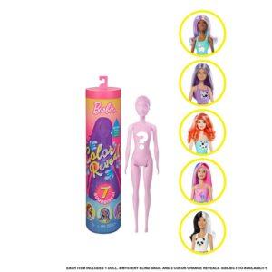 Barbie Colour Reveal Doll
