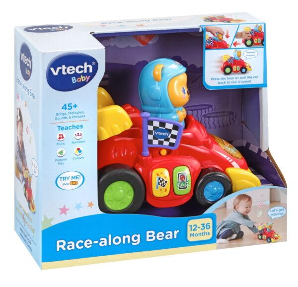 Vtech Race-Along Bear