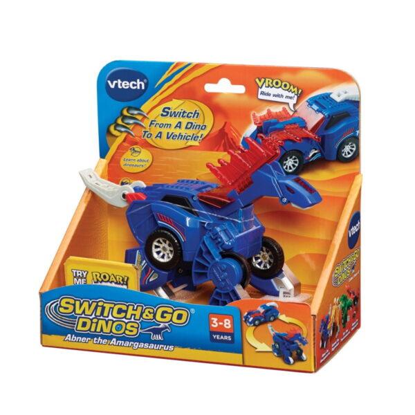 Vtech Abner the Amargasaurus Switch & Go Dino