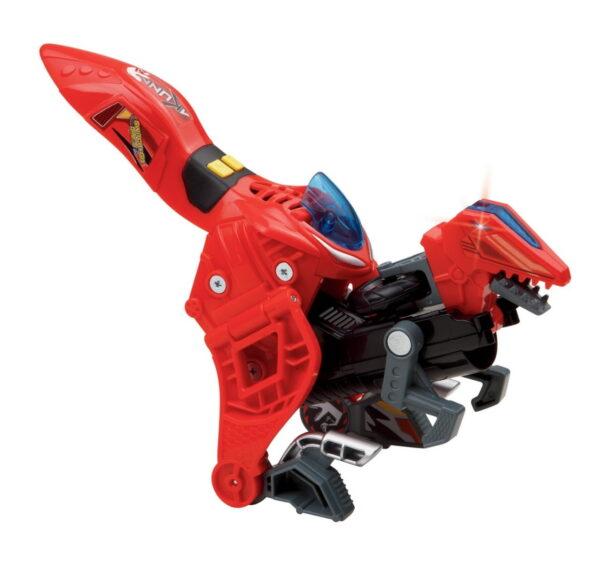 Vtech Akuna the Velociraptor Switch & Go Dino