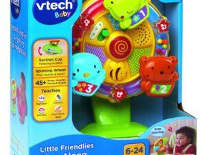 Vtech Little Friendlies Sing Along Spinning Wheel