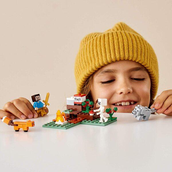 Lego Minecraft The Taiga Adventure V29