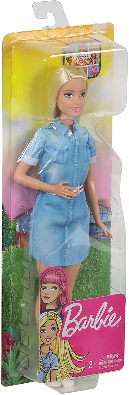 Barbie Dreamhouse Adventure Doll
