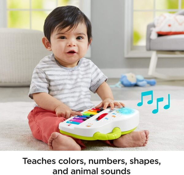 Fisher Price Laugh and Learn Silly Sounds Light-Up Piano