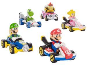 Hotwheels Mario Kart