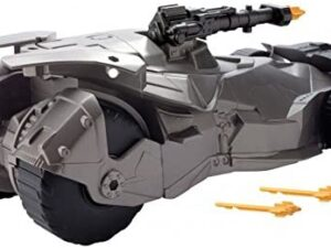 Mega Justice League Cannon Batmobile Vehicle