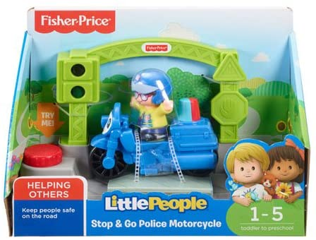 Fisher Price Little People Small Vehicle