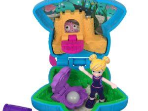 Polly Pocket Polly & Dolphin Toy