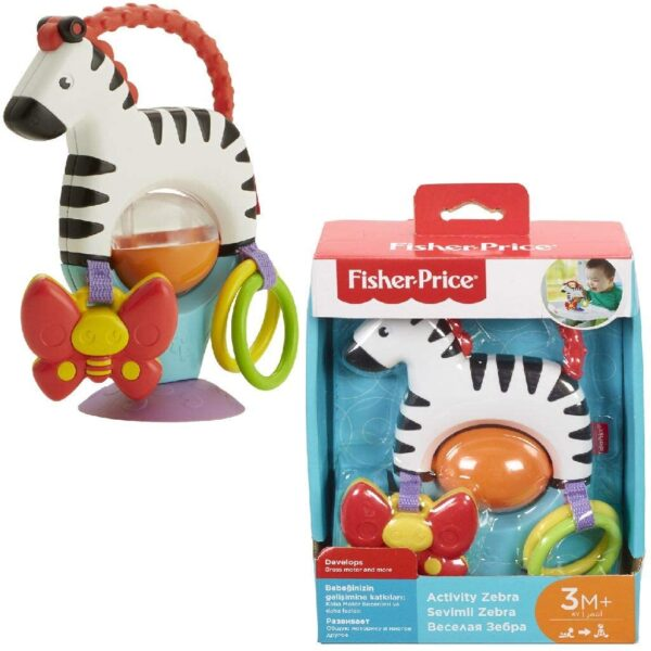 Fisher Price Activity Zebra