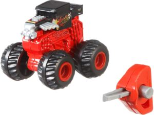 Hot Wheels Monster Trucks Mini