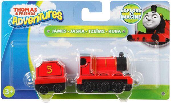 Fisher Price Thomas & Friends James