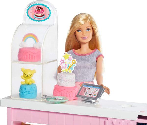 Barbie Bakery Shop