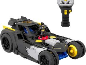 Fisher Price Batman Transforming Batmobile RC