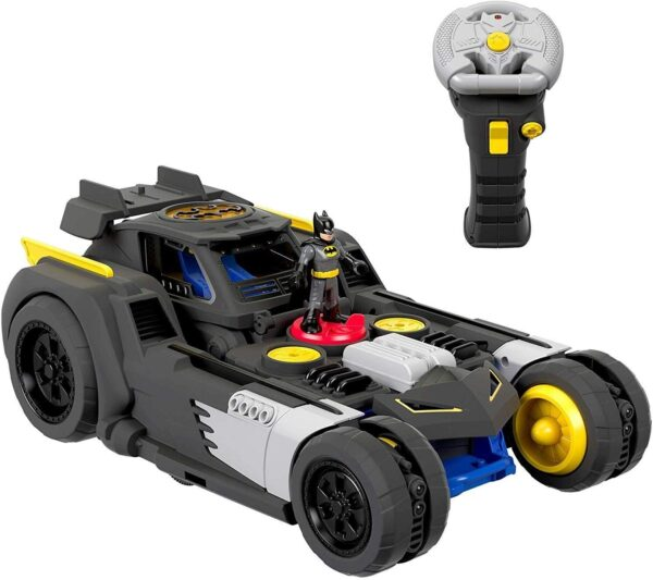 Fisher Price Transforming Batmobile RC