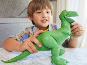 Disney Toy Story 4 True Talkers Rex