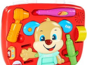 Fisher Price Laugh and Learn Puppy Check-Up