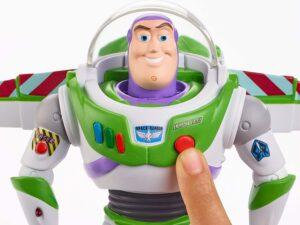 Disney Toy Story 4 Walking Buzz Lightyear