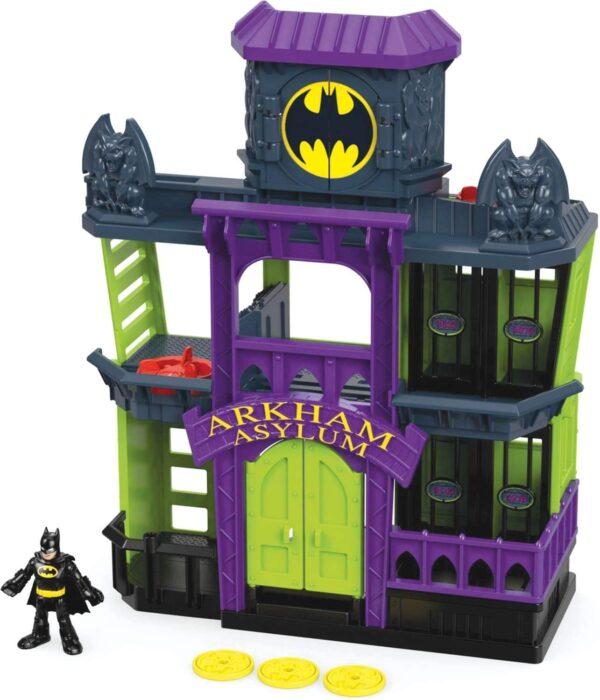 Fisher-Price Imaginext DC Super Friends Arkham Asylum