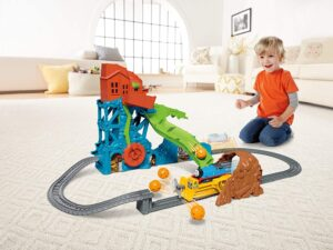 Fisher Price Cave Collapse