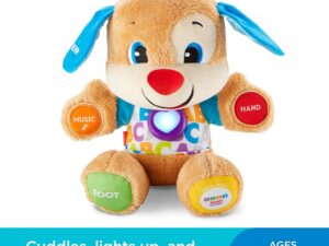 Fisher Price First Words Puppy