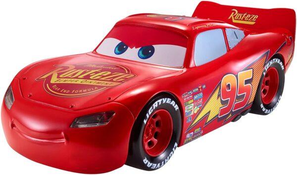 Disney Mcqueen Vehicle