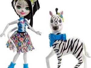 Enchantimals Gillian Giraffe Dolls
