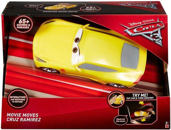 Disney Cars 3 Movie Moves Cruz Playset