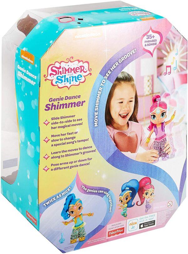 Fisher Price Shimmer & Shine Genie Dance Shimmer
