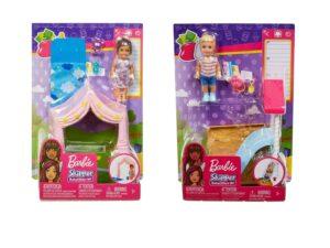 Barbie Skipper Babysitter Tent or Playground FXG94