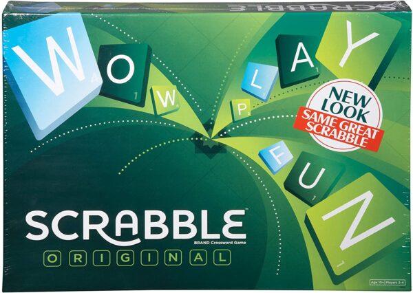 Scrabble Original English