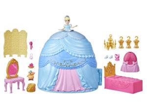 Disney Princess Secret Styles Cinderella Story Skirt Playset