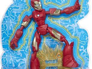 Avengers Bendy Figure