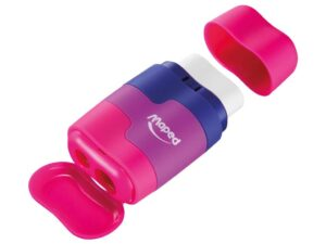 Maped Twin Hole Sharpener and Eraser