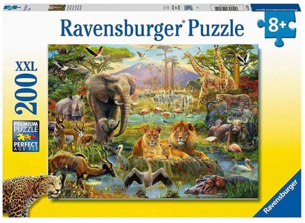 Ravensburger Animals of The Savannah XXL