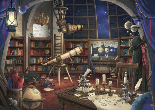 Ravensburger Escape Puzzle 759-piece Space Observatory
