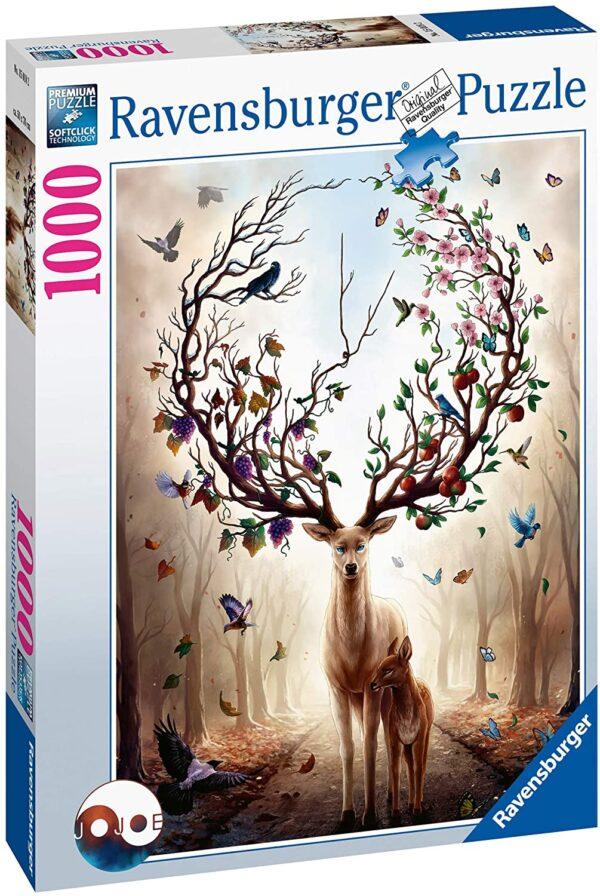 Ravensburger Fantasy Deer 1000 pc