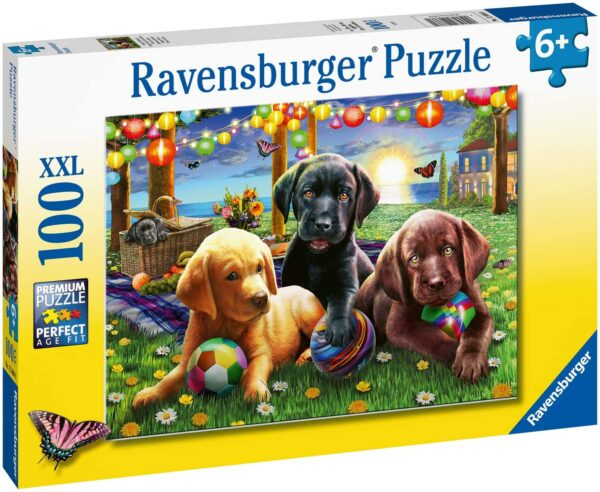 Ravensburger Puppy Picnic XXL 100pc