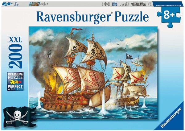 Ravensburger Pirate Map 200 pieces
