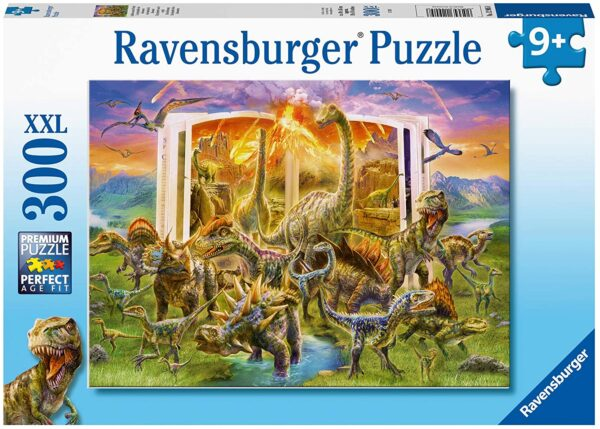 Ravensburger Dino Dictionary XXL 300pc