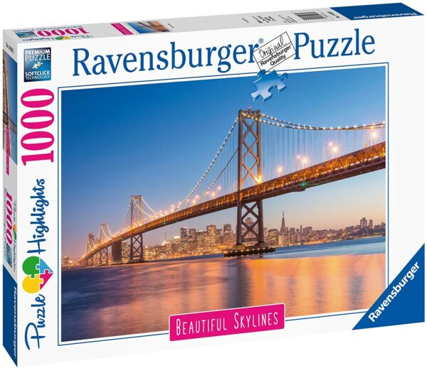 Ravensburger San Francisco 1000 Piece