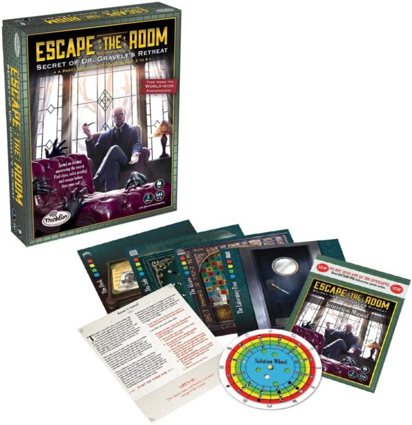 Ravensburger Escape The Room Retreat