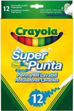 Crayola 12 Bright Supertips