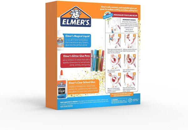 Elmers 8 Piece Slime Starter Pack