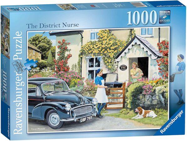 Ravensburger District Nurse 1000pc