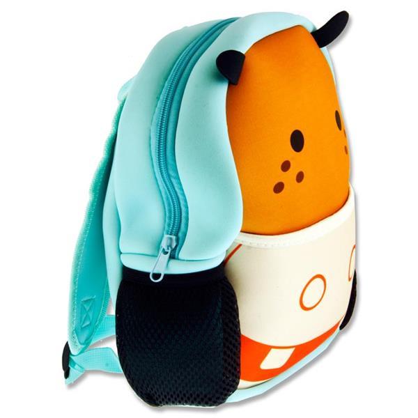 Emotionery Neoprene Animal Backpack Hippo