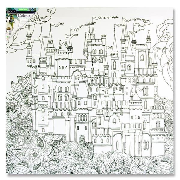 Colour My Canvas Castle