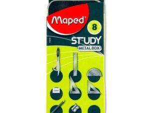 Maped 8 Piece Math Set
