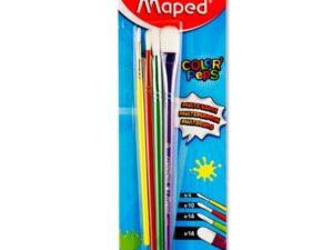 Maped Jumbo Triangular Pencil HB With Eraser