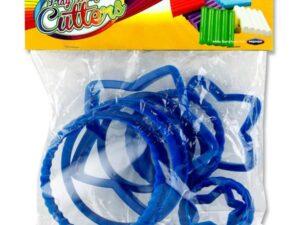 Play Dough Cutters Circles & Stars