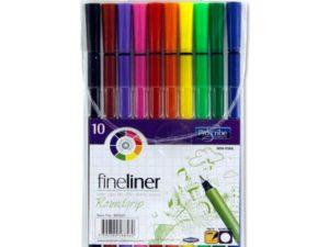 24 Felt Tip Pens